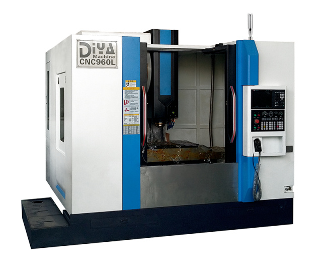 CNC960L立式加工中心