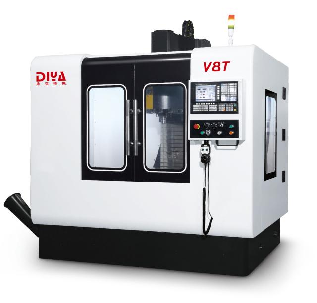 V8T立式加工中心